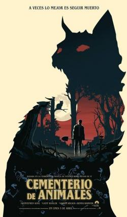 Pet Sematary, Movie Poster, Apr 05, 2019
