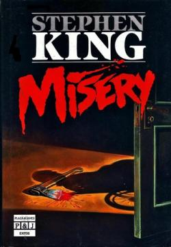 Misery, Paperback, May 31, 1989
