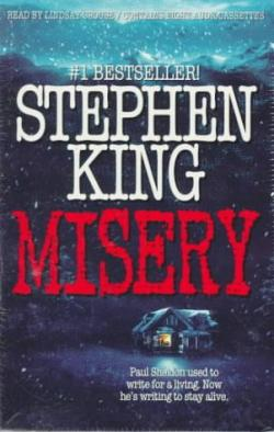 Misery, Audio Book, Feb 01, 1995