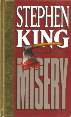 Misery, Hardcover, Aug 1997
