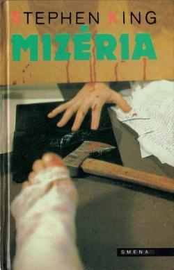 Misery, Hardcover, 1991
