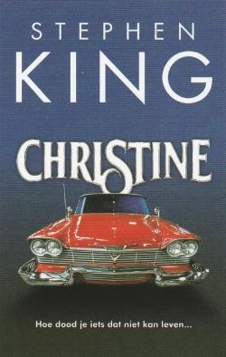 Christine, Paperback, 2018