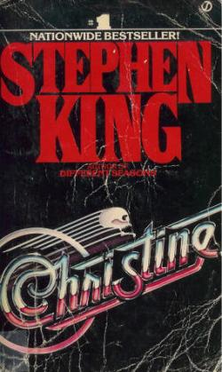 Christine, Paperback, Nov 07, 1983