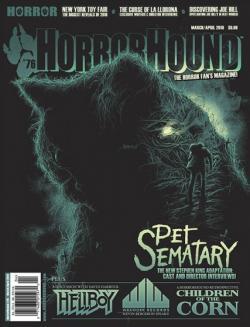 HorrorHound Magazines