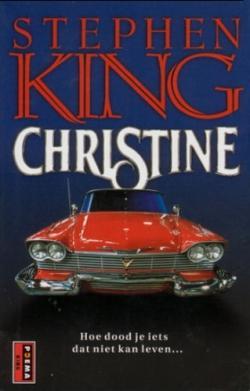 Christine, Paperback, 2002