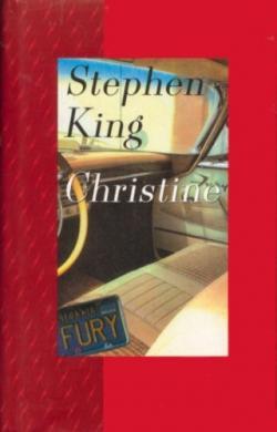 Christine, Hardcover, 1990