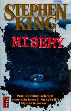 Misery, Paperback, 1994