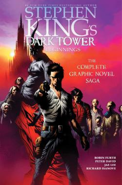 Stephen King's The Dark Tower: Beginnings, Hardcover, 2020