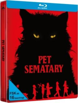 Pet Sematary, Blu-Ray, Dec 30, 2019