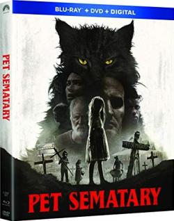 Pet Sematary, Blu-Ray, Jul 09, 2019