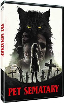 Pet Sematary, DVD, Jul 09, 2019