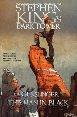 The Gunslinger and The Man in Black, Hardcover, 2019