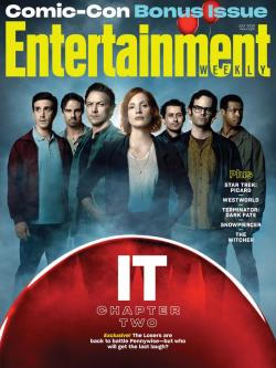 Entertainment Weekly July 2019, Magazine, Jul 10, 2019
