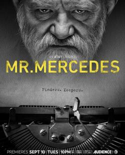 Mr. Mercedes, Movie Poster, Sep 10, 2019