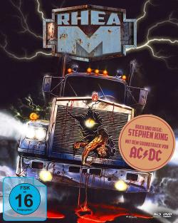 Maximum Overdrive, Blu-Ray, Sep 05, 2019