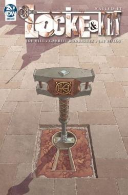 Locke & Key: Dog Days, Oct 16, 2019