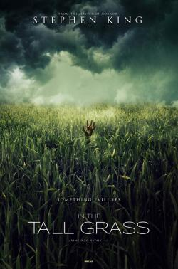 In the tall grass, Movie Poster, Oct 04, 2019