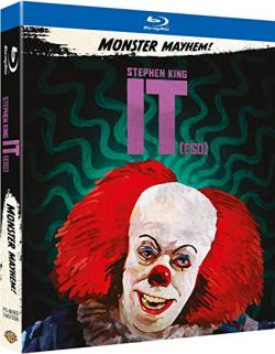 Stephen King's IT, Blu-Ray, Sep 04, 2019