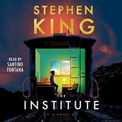 The Institute, Audio Book, Sep 10, 2019