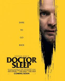 Doctor Sleep, Movie Poster, Nov 08, 2019