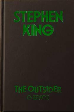 The Outsider, Hardcover, Dec 2018