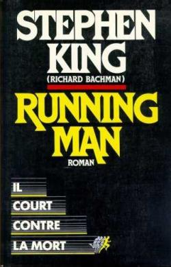 The Running Man, Paperback, 1988