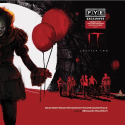 IT Chapter Two (Original Motion Picture Soundtrack), LP, Aug 30, 2019