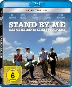 Stand By Me, Blu-Ray, Oct 30, 2019