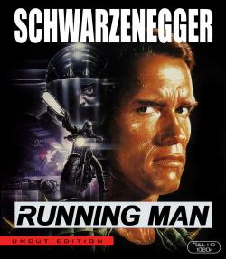 The Running Man, Blu-Ray, Oct 2009