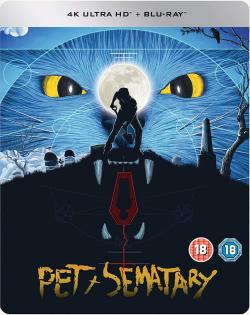 Stephen King's Pet Sematary, 4K Ultra HD, Oct 2019