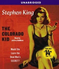The Colorado Kid, Audio Book, 2007