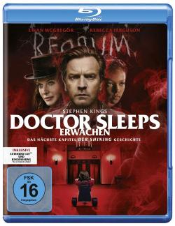 Doctor Sleep, Blu-Ray, 2020