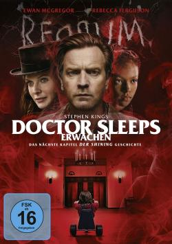 Doctor Sleep, DVD, 2020