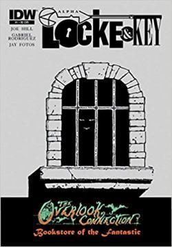 Locke & Key: Alpha 1, Comic, 2013