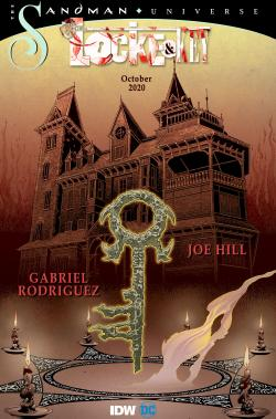 Locke & Key - The Sandman - Crossover, 2020