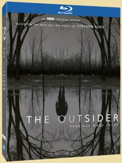 The Outsider, Blu-Ray, 2020