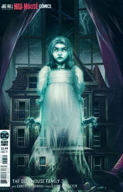 The Dollhouse Family, Comic, Jan 2020