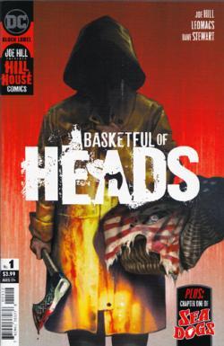 Basketful of Heads, Comic, 2019