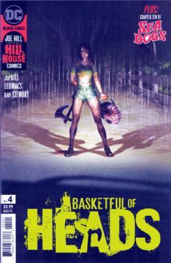 Basketful of Heads, Comic, 2020
