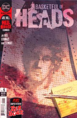 Basketful of Heads, Comic, Feb 2020