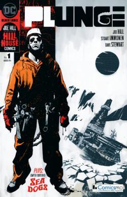 Plunge, Comic, Feb 2020
