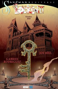 Locke and Key - Hell & Gone, Comic, Aug 2020