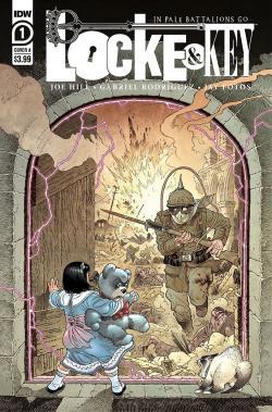 Locke & Key: ...In Pale Battalions Go..., Comic, Aug 2020
