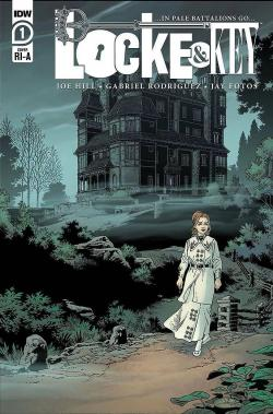 Locke & Key: ...In Pale Battalions Go..., Comic, Aug 2020