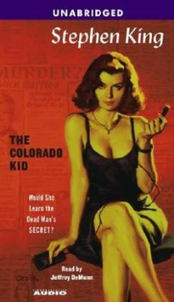 The Colorado Kid, Audio Book, 2007