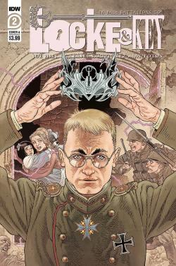Locke & Key: ...In Pale Battalions Go..., Comic, Sep 2020