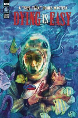 Dying Is Easy, Comic, Jun 2020