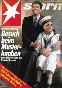 Friedhof der Kuscheltiere im Stern, Magazine, May 02, 1985