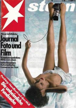 Friedhof der Kuscheltiere im Stern, Magazine, May 23, 1985
