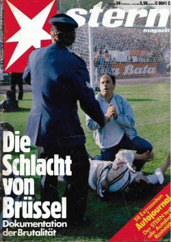 Friedhof der Kuscheltiere im Stern, Magazine, 60, 1985